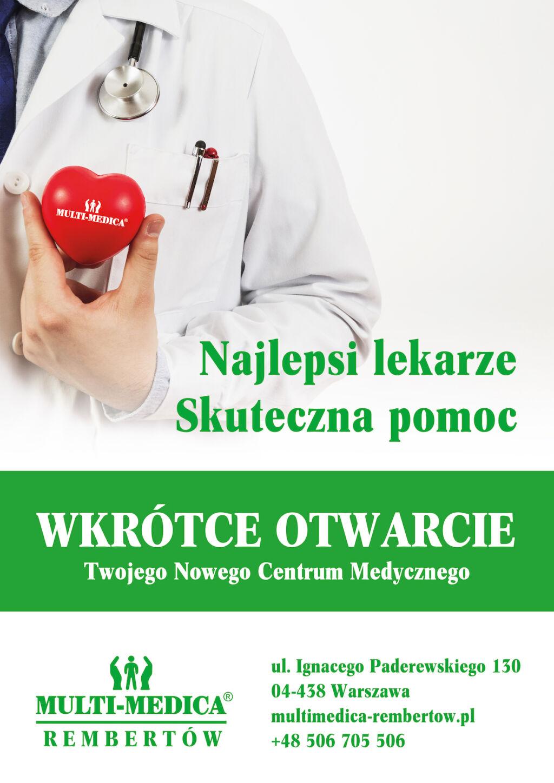 Otwarcie Multi-Medica Rembertów