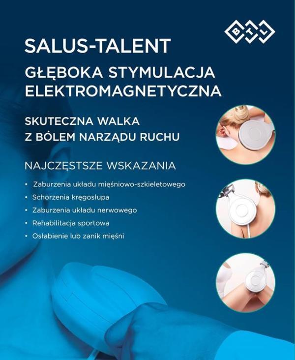 stymulacja elektromagnetyczna, rehabilitacja